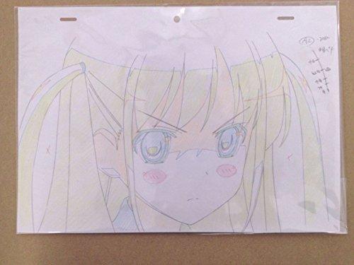 咲 -saki- 阿知賀編 生原画 『新子 憧』