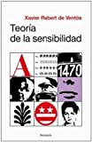 img - for Teoria De La Ensibilidad book / textbook / text book