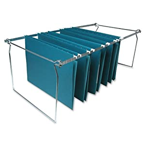Amazon.com : Sparco Hanging File Folder Frames, Letter, Stainless