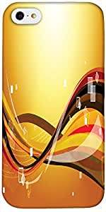 Aakrti Multicolor printed protective Ti back cover for iPhone-5 / Design No : 20299