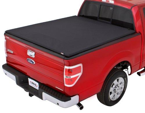 Lund 95873 Black Pearl Tri Fold Tonneau Cover Tool For Car
