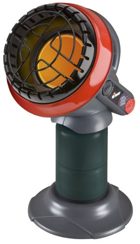 Mr. Heater F215100 MH4B Scarcely Buddy 3800-BTU Indoor Safe Propane Heater, Medium