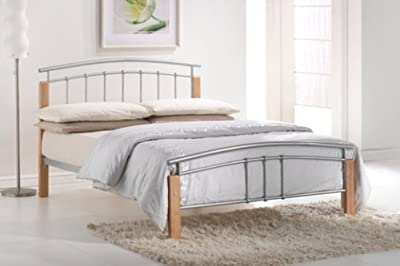 5FT King Size Tetras Metal Bed Frame
