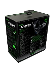 Razer Megalodon Over Ear 7.1 Surround Sound PC Gaming Headset