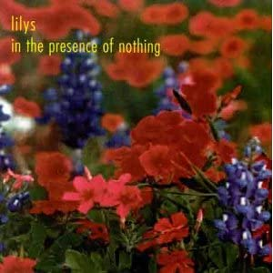 lilys in the presence of nothing 中古cd入荷致しました