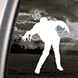 Resident Evil Decal Zombie PS3 Xbox 360 Car Sticker