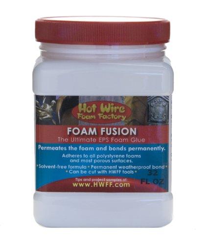 Hot Wire Foam Factory Brush-On Foam Fusion Glue, 32-Ounce (Hot Wire Foam compare prices)