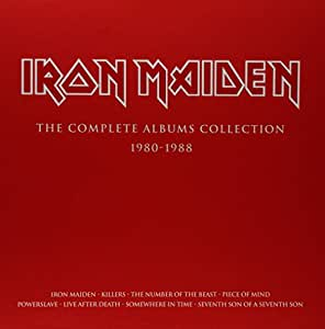 Iron Maiden: The Complete Albums Collection (1980-1988) [3LP Vinyl]