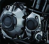 2014 2015 KAWASAKI Z1000 ENGINE SLIDER BLACK 99994 0399