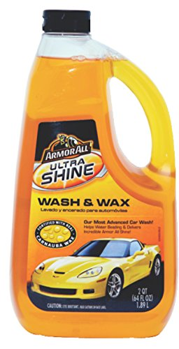 Armor All 10346 Ultra Shine Wash and Wax - 64