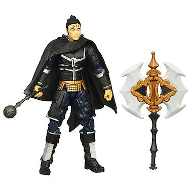 Thor: The Mighty Avenger Action Figure #09 Battle Blade Marvel's Hogun 3.75 Inch