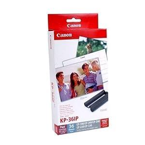 Canon KP-36IP - Cartouche d'encre / Kit Papier