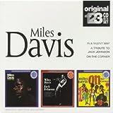 echange, troc Miles Davis - In A Silent Way/A Tribute To Jack Johnson/On The Corner