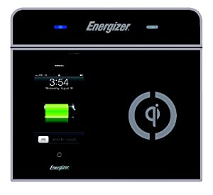 Energizer Qi-Enabled 3 Position Inductive Charger (Black)