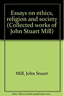 Mill, John Stuart | Internet Encyclopedia of Philosophy