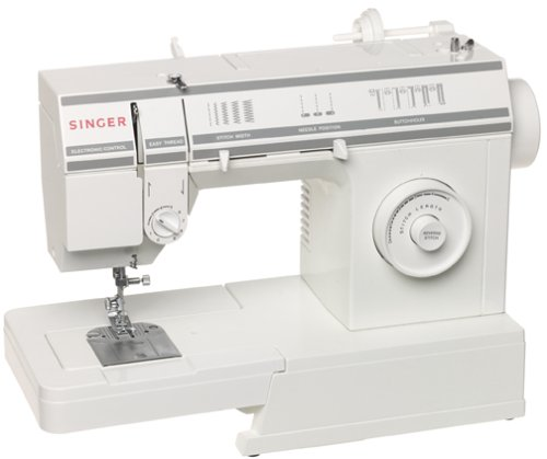 SINGER 57817 17-Stitch-Function and Electronic Speed Control Sewing Machine