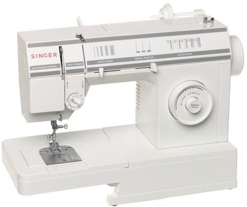 singer electronic control sewing machine manual