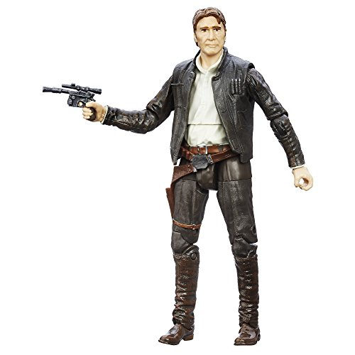 Star Wars: The Force Awakens Black Series 6 Inch Han Solo