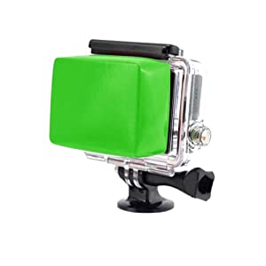 Floaty accessory for GoPro HERO, HERO2, HERO3, HERO3+ - by Techno Accessory