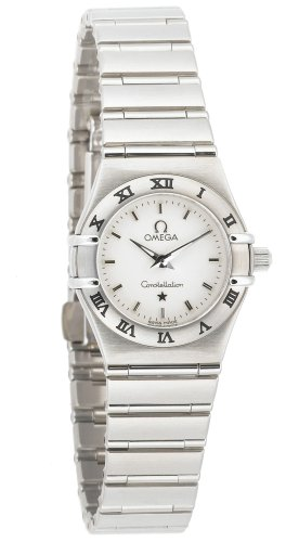 Omega Women's 1562.30.00 Constellation Quartz Mini Watch