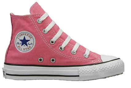 Converse Chuck Taylor HiTops, Youth Pink, Kid's size 10.5 to 3 - Buy Converse Chuck Taylor HiTops, Youth Pink, Kid's size 10.5 to 3 - Purchase Converse Chuck Taylor HiTops, Youth Pink, Kid's size 10.5 to 3 (Converse, Apparel, Departments, Shoes, Children's Shoes, Boys, Athletic & Outdoor, Basketball)