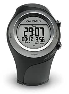 Garmin Forerunner 405 Wireless GPS-Enabled Sport Watch with USB ANT Stick and Heart Rate Monitor (Black) (Discontinued by Manufacturer)