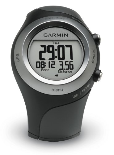Garmin Forerunner 405 Wireless GPS-Enabled Sports Watch with USB ANT Stick and Heart Rate Monitor (Black)