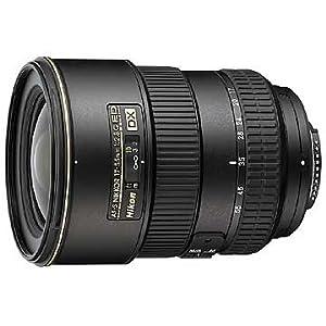 Nikon 17-55mm f/2.8G ED-IF AF-S DX Nikkor Zoom Lens
