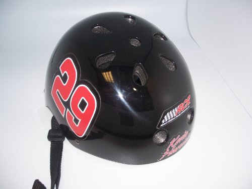 Buy Low Price KEVIN HARVICK Multi Sport Helmet, large (B006PJ6XT2)