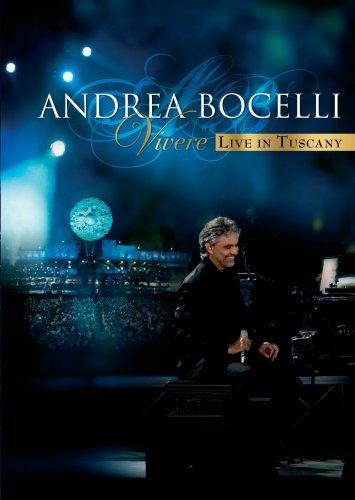 Andrea Bocelli: Vivere - Live In Tuscany / Андреа Бочелли: Концерт в Тоскании (2008)