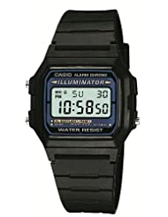 Casio F-105W-1AQUK Mens Digital Watch