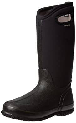 Buy Bogs Ladies Classic High Handle Rain Boot by Bogs