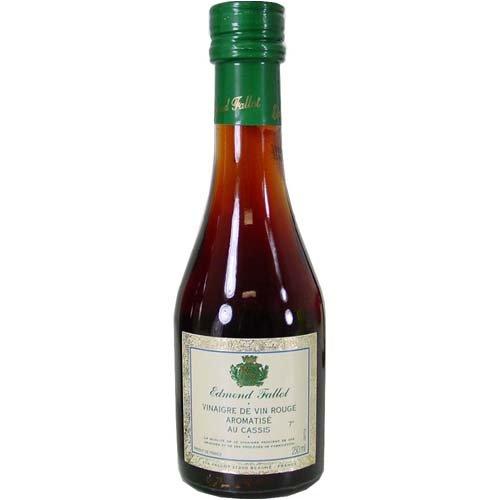 Black Currant Vinegar Fallot France Provence Black currant Cassis Vinegar 8 or 16 oz, 8oz