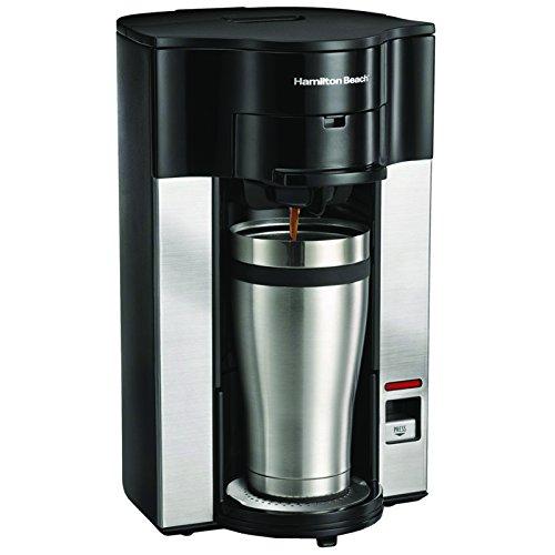 Hamilton Beach Stay Or Go Personal Cup Pod Coffeemaker 49990Z