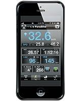 TOPEAK(トピーク) ライドケース(iPhone 5/5S 用)セット カラー:ブラック