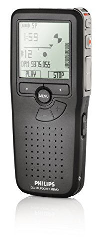 Philips LFH9375/27 Digital Voice Recorder 9375 with SpeechExec