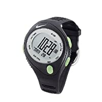 Nike Triax Speed 10 Regular Watch - Anthracite/Poison Green - WR0080-044 by Nike