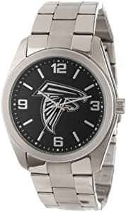 Game Time Unisex NFL-ELI-ATL Elite Atlanta Falcons 3-Hand Analog Watch by Game Time