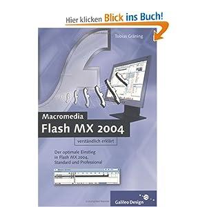 eBook Cover für  Flash MX 2004 verst auml ndlich erkl auml rt Lernen im Praxiseinsatz Galileo Design
