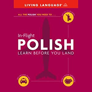 In-Flight Polish: Learn Before You Land | [Living Language]