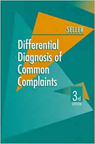 Differential diagnosis of common complaints download