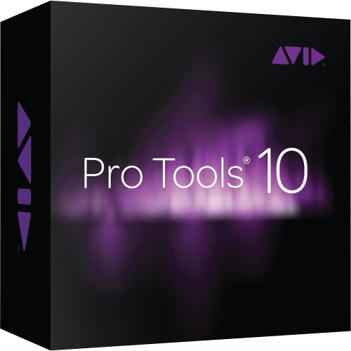 Avid - Pro Tools 10 Software for PC and Mac
