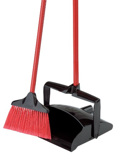 Libman 919 Lobby Broom & Dust Pan (Broom Set With Dust Pan compare prices)
