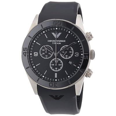 Amazon.com: Emporio Armani Mens Watch AR5900: Armani
