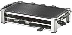 ROMMELSBACHER RCC 1500 Fashion - RACLETTE - 1500 Watt - chrom