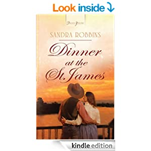 Dinner at the St. James (Truly Yours Digital Editions Book 940)