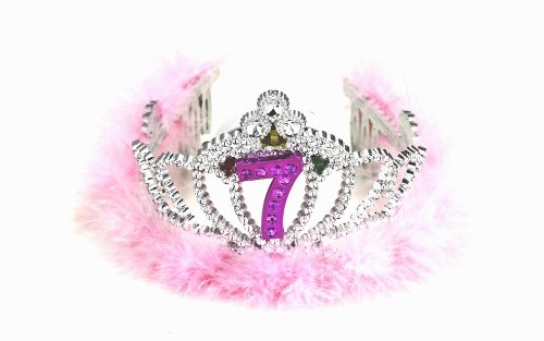 Forum Novelties 7th Birthday Flashing Tiara