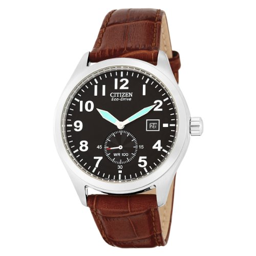 Citizen Men's BV1060-15E Eco Drive Stainless Steel Watch