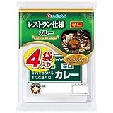 日本ハム レストラン仕様カレー 辛口 4袋入り