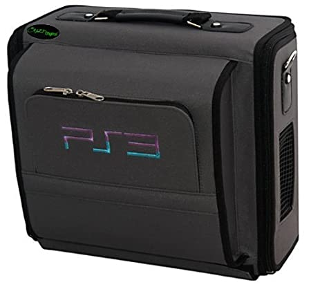 New Travel Carry Case Bag For Sony Playstation 3 PS3 PS
